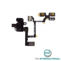 Flex Jack iphone 4 - Negro