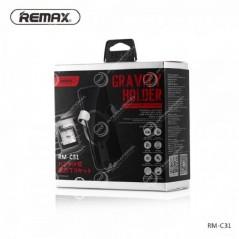 Support Voiture Remax RM-C31 Noir