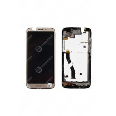 Ecran Motorola E5 Play Or Avec Châssis Origine Constructeur