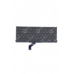 """Clavier Qwerty Macbook Pro 13"""" (A1425) 2012/2013 sans rétro éclairage"""
