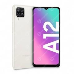 Téléphone Samsung Galaxy A12 4GB-64GB Blanc Neuf