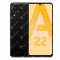 Téléphone Samsung Galaxy A22 4GB/64GB Noir Neuf