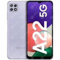 Téléphone Samsung Galaxy A22 4GB-64GB Violet Neuf
