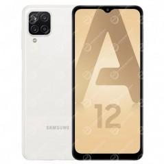 Téléphone Samsung Galaxy A12 Blanc 3GB/32GB Neuf