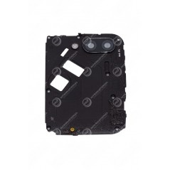 Support Carte Mère avec Objectif de Caméra Xiaomi Redmi 7 Noir