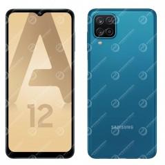 Téléphone Samsung Galaxy A12 4Gb/64Gb Bleu - A127F