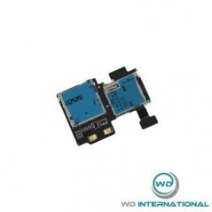 Lector de tarjeta SIM Samsung i9505 Galaxy S4