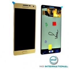 Pantalla Service Pack de Samsung A5 / A500F - Dorado/Oro