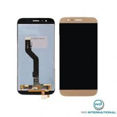 Pantalla Huawei G8 dorado (Original)