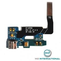 Conector de Carga Samsung note 2 N7100