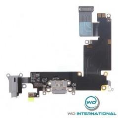 Connecteur de charge iphone 6+ gris foncé