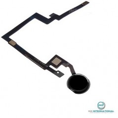 Bouton Home complet iPad Mini 3 - Noir