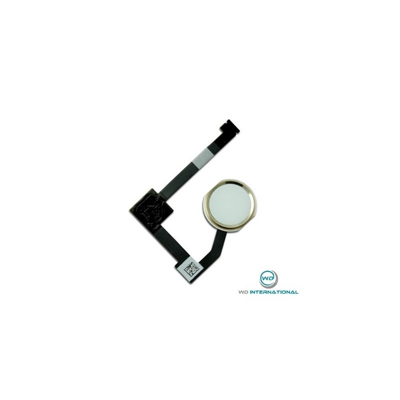 Bouton Home complet iPad Air 2 - Or