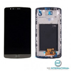 Ecran LG G3 - Noir ( avec chassis )