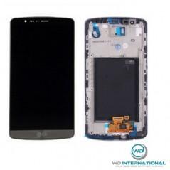 Ecran LG G3 - Noir (Original) ( avec chassis )