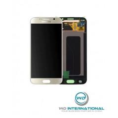 Ecran Samsung Galaxy S6 - Or (Service Pack)