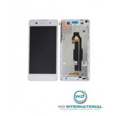 Ecran Sony E5 Blanc (Original)