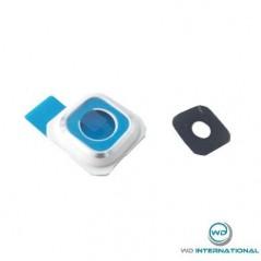 Lentille Caméra Arrière samsung S6 edge plus Blanc