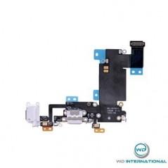 Connecteur de charge iPhone 6S+ Blanc