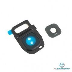 Lentille de caméra S7 / S7 Edge Noir