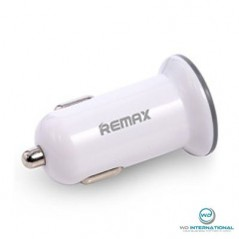 Chargeur Renax allume cigare 2.1A blanc