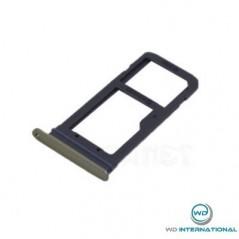 Cache de SIM S7 Edge Rose/Or