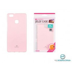 Coque silicone Goospery Jelly Huawei P8 lite 2017 Rose