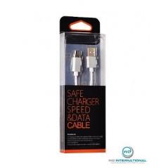 Cable magnetique USB Type C Argent