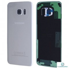 Back Cover Samsung S6 Edge+ Argent