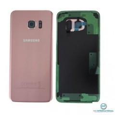 Back Cover Samsung S7 Rose