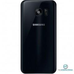 Back Cover Samsung S7 Edge Noir