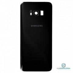 Back Cover Samsung S8 Noir