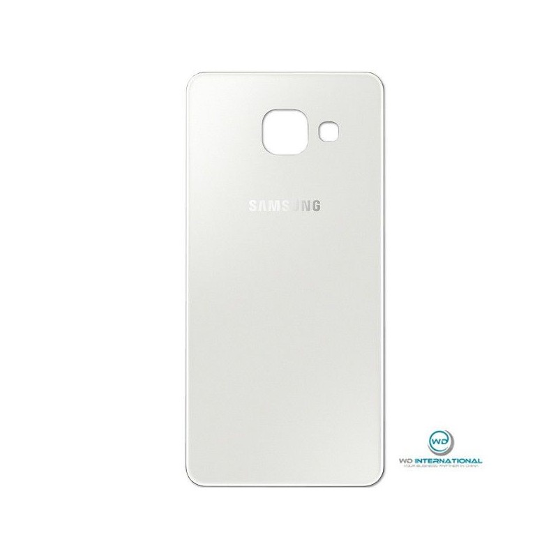 Back Cover Samsung A5 2016 Blanc