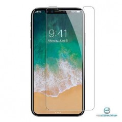 10 verres trempés iPhone X - Transparent