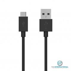 Câble micro USB Noir origine SONY