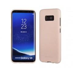 Coque silicone Samsung J5 2016 Pink Sand Matt Soft Feeling