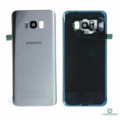 Back Cover Samsung S8+ Argent original-service pack