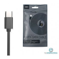 Cable Remax Rayen Noir Type C RC-075a