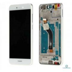 Huawei P8 lite 2017 blanc (Original) Avec Chassis
