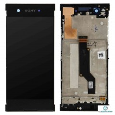 Ecran Sony XA1- Noir (Original) Avec Châssis