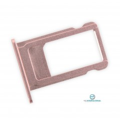 Tiroir Sim Iphone 8 - Rose