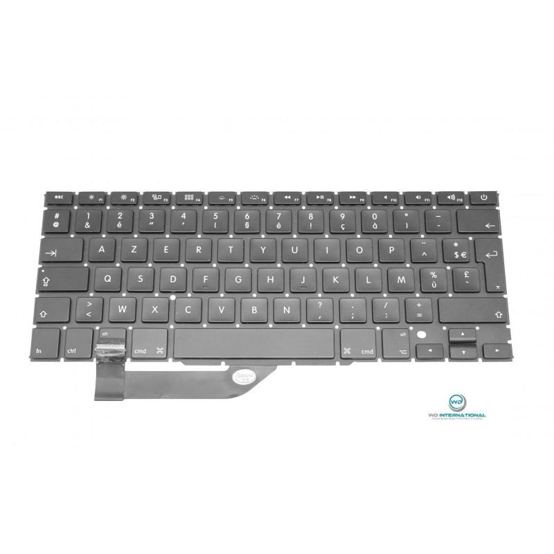 """Clavier Macbook Pro 15"""" ( A1398) 2013 à 2015, sans rétro éclairage"""