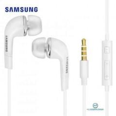 Ecouteur original Samsung (Modèle EHS64) Blanc