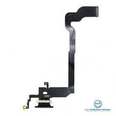 Connecteur de charge Noir pour Iphone X