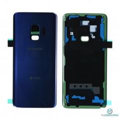 Back Cover Samsung S9 Hybrid Sim -Bleu