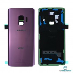 Back Cover Samsung S9 Hybrid Sim - Violet