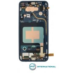 Ecran LG V30 avec châssis Bleu