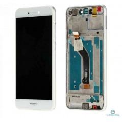 Ecran Huawei Mate 9 - Blanc Avec Chassis