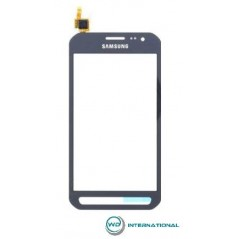 Ecran Samsung XCover 3 Argent (service pack)
