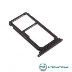 Tiroir SIM Noir Huawei P10+